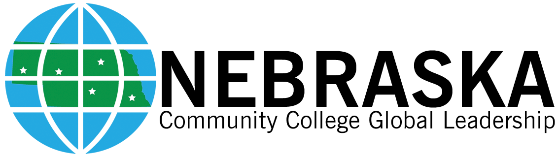 Nebraska Community College Global Leadership logo