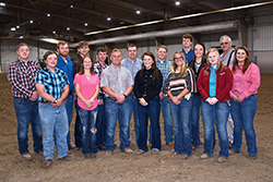 Livestock judging team continues on its annual 15,000-mile journey