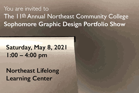 Graphic design program to host annual portfolio show Saturday