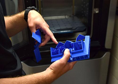 Drafting program adds new 3D printers
