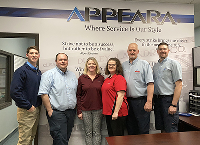 APPEARA supports ag, Northeast with donation to Nexus project