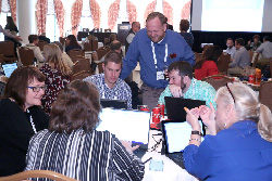 Northeast instructors bring back tips from Washington conference