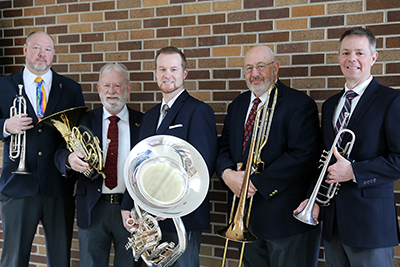 A Touch of Brass to perform at Northeast Jan. 24