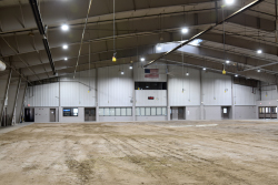 Northeast ag complex gets new lease on 'light'
