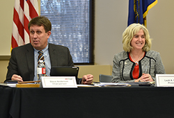 Anderson to continue to serve as Northeast board chair