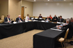 Board of Governors meets in West Point