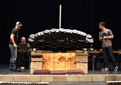 'That's a ton of weight,' bridge competition demolishes records