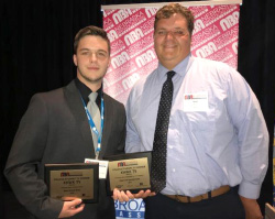 "Media Arts - Broadcasting students earn ""Gold"" awards"