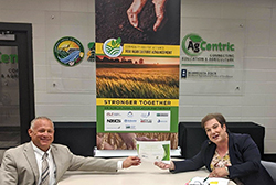 Northeast and Midwest community college partners join forces with NRCS; sign national MOU