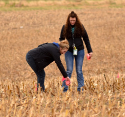 Ag students demonstrate the benefits of cover crops