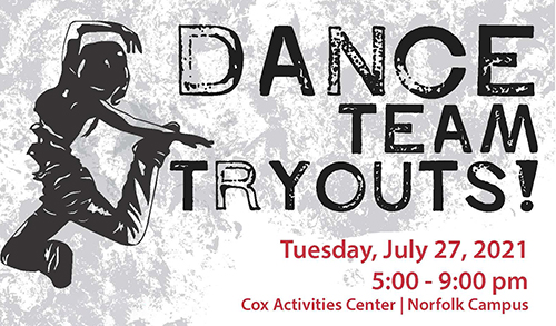 Northeast Community College to hold dance team auditions in July