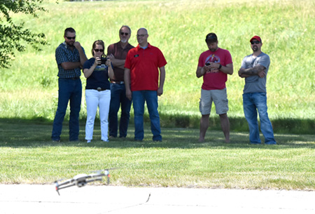 Drone operations course coming to Northeast in June