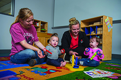 Northeast to host early childhood workforce commission viewing event