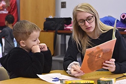 Young children get extra learning time at Northeast Community College