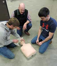 """Northeast ag class teaches """"safety is everybody's job"""""""
