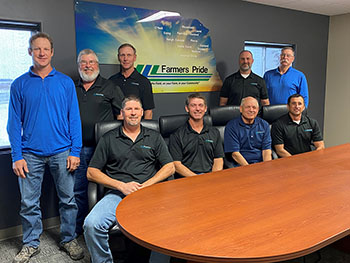 Farmers Pride supports Northeast ag project