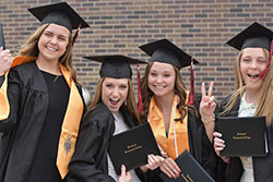 Northeast to hold virtual commencement ceremony this spring