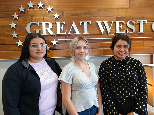 South Sioux City students earn scholarship, work opportunities through Great West Casualty Co.