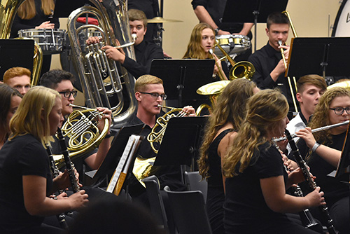 Over 65 high school musicians and vocalists to participate in HAWKFEST