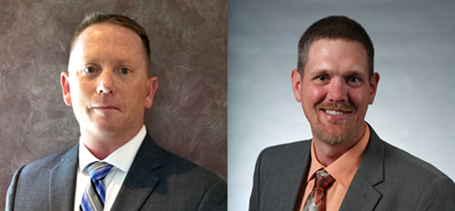 Hendricks, Young inducted into Northeast's Alumni Hall of Success