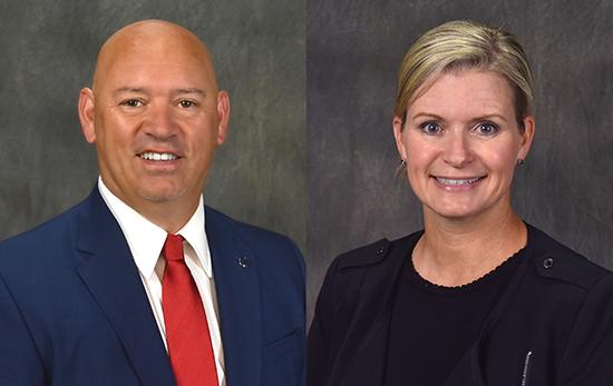 Hoffman, Smydra named new deans