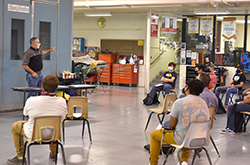 Fall classes underway at Northeast Community College