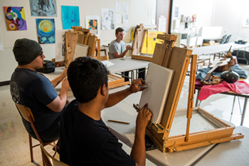 Arts and humanities serve an important role at Northeast