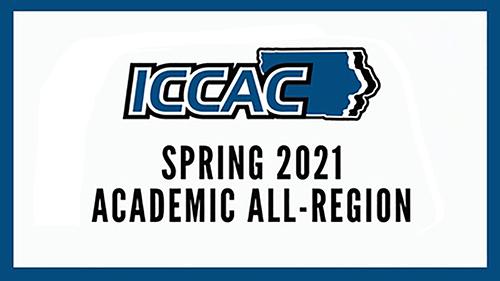 Ninety-Three Northeast student-athletes named Academic All-Region