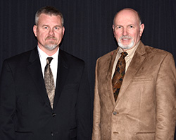Currie, Kasik inducted into Northeast Alumni Hall of Success