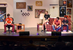 Youth invited to 'act out' at Northeast theatre camp
