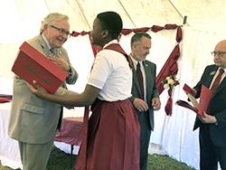 Northeast delegation visits Malawi