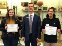 Area students participate in Media Arts Career Day