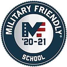Northeast earns 2020-21 Military Friendly School designation