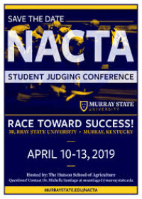 Northeast ag students finish 2nd at NACTA conference