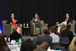 A plan with a promise; community college leaders discuss higher education accessibility