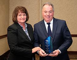 Arens named 2019 Northeast distinguished alumnus