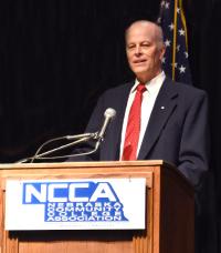 Schmitt named 2018 Northeast distinguished alumnus