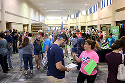 Northeast sets record during summer new student registration
