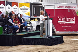 Ag & Water campaign launches; $5 million lead gift announced