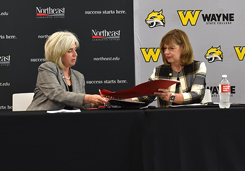New Northeast-WSC agreement designed to strengthen area industrial technology workforce
