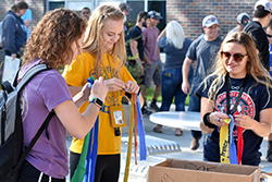 Northeast observes Patriot Day with a day of service