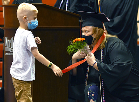 Commencement and pinning ceremony held for nursing students
