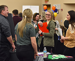 Northeast Community College hosts annual nursing career fair