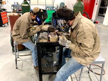 P2T: building a skilled workforce through CTE classes at Northeast in West Point