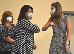 Recognition ceremony held for Northeast PTA students; program marks 25-years