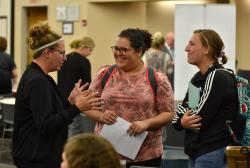 Northeast hosts part-time job fair