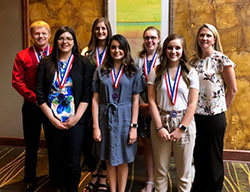 Northeast students named to All-Nebraska Academic Team