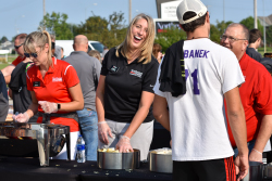 Northeast welcomes back students, faculty and staff