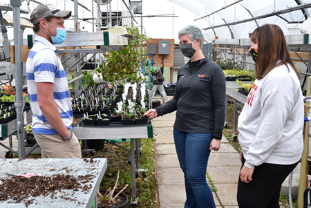 Over 2,000 plants available during upcoming horticulture club plant fair