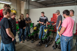 Northeast's precision ag program ranked among the country's best